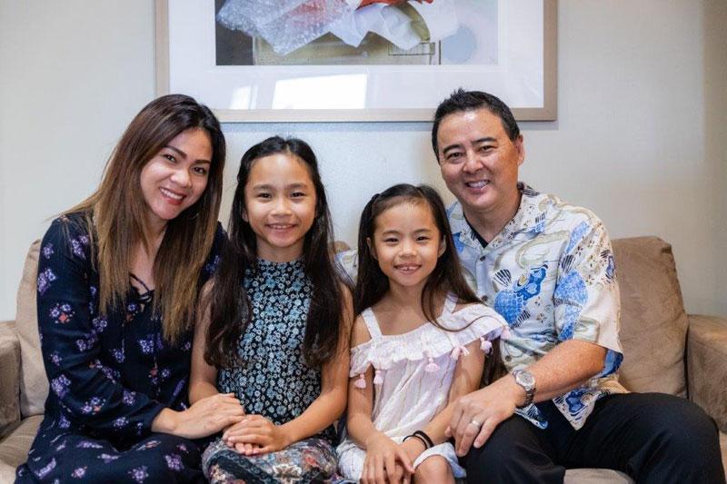 Ogata Family Photo
