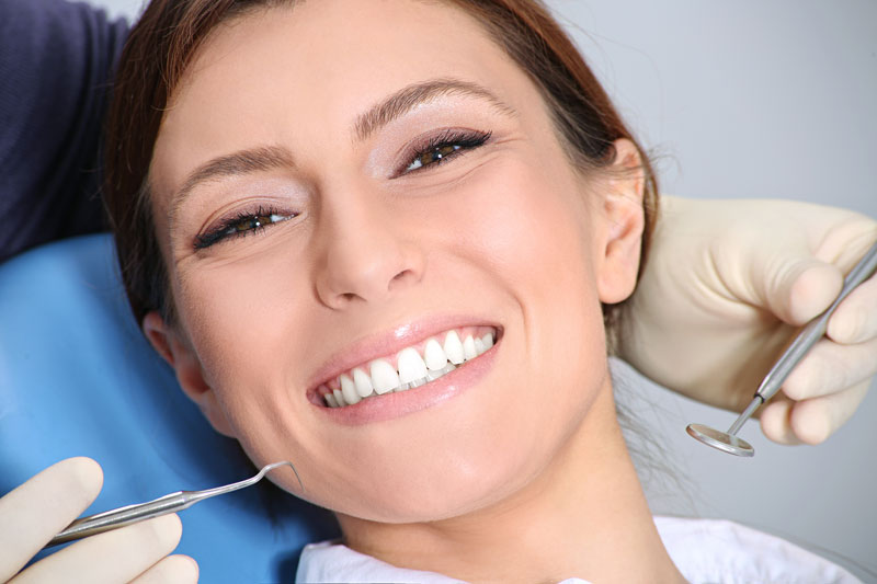 Tooth Colored Composite Fillings