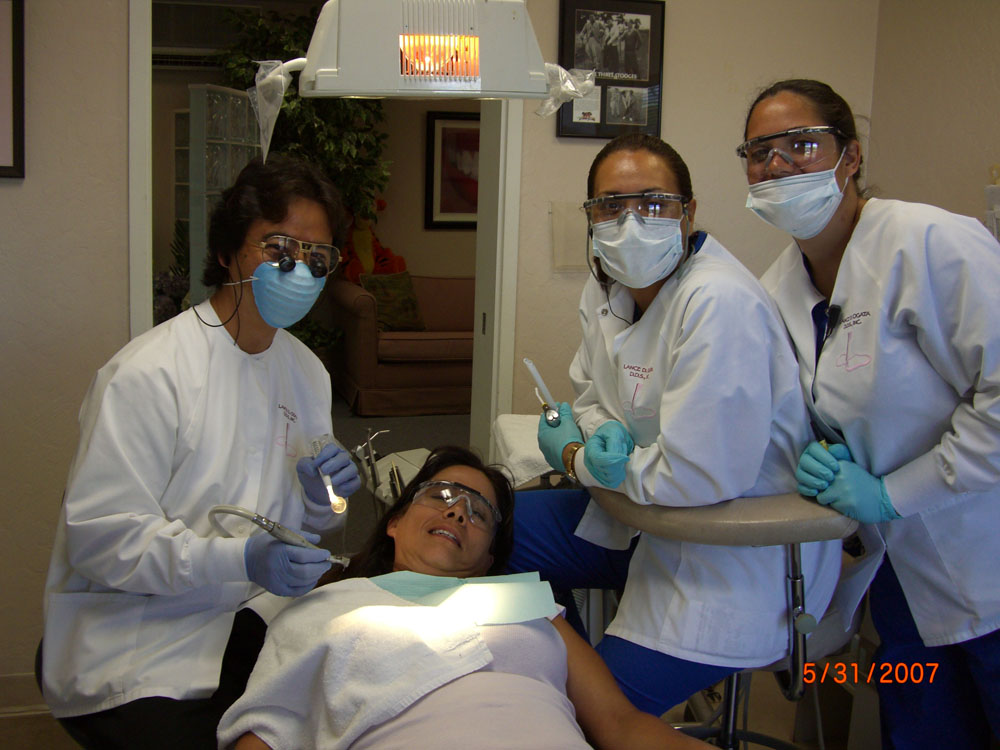 Cosmetic Dentist