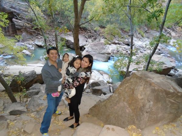 Dr. Lance Ogata's Family