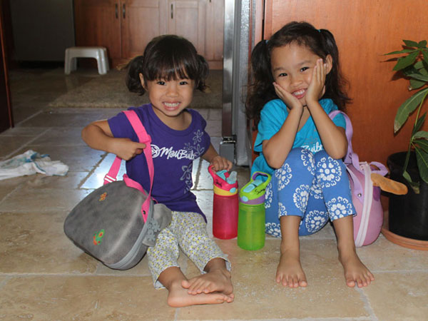 Dr. Lance Ogata's Kids